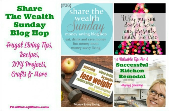 Share The Wealth Sunday Blog Hop #36