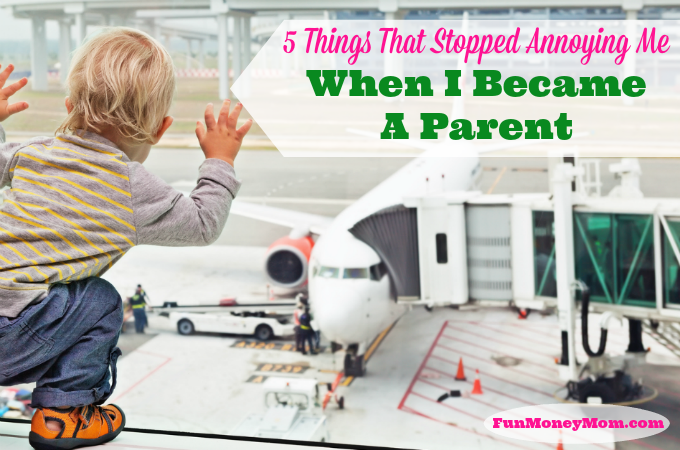 5 Things That Stopped Annoying Me When I Became A Parent
