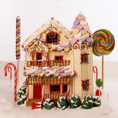 20 Amazing Gingerbread House Ideas Fun Money Mom