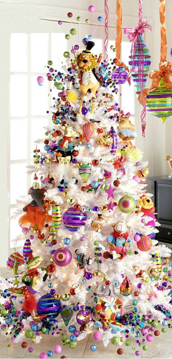 Colorful-tree
