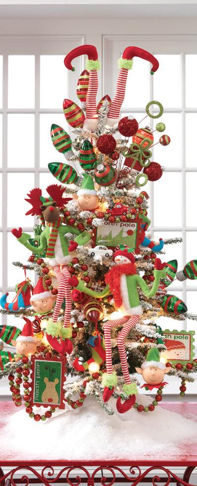 Elf-tree