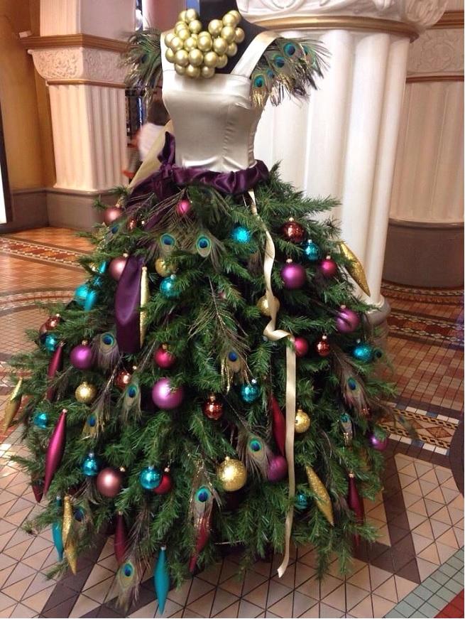 Mannequin-tree