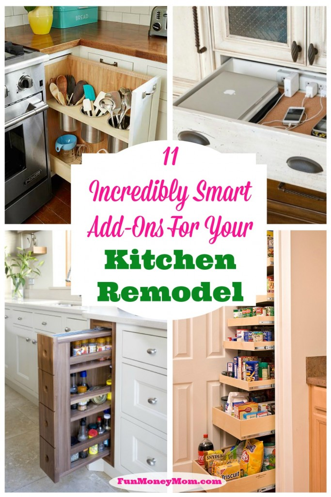 Where Your Money Goes In A Kitchen Remodel: 11 Incredibly Smart Add-Ons For Your Kitchen Remodel