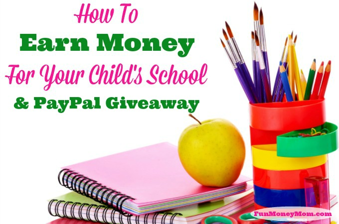How To Earn Money For Your Child's School