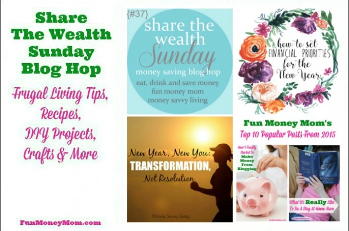 Share The Wealth Sunday Blog Hop #37