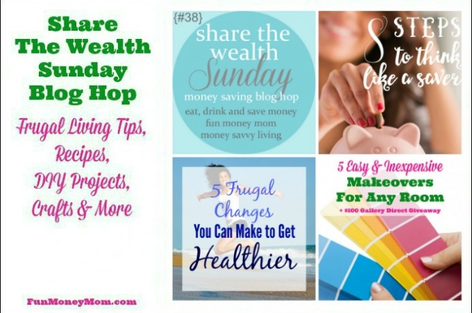 Share The Wealth Sunday Blog Hop #38