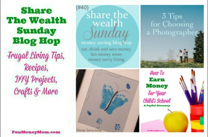 Share The Wealth Sunday Blog Hop #40