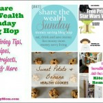 Share The Wealth Sunday Blog Hop #41