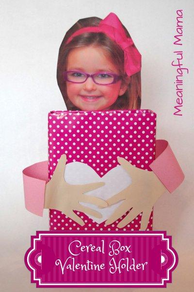 Valentines Box Girl
