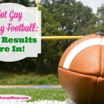 Hot Guy Fantasy Football: The Results Are In!