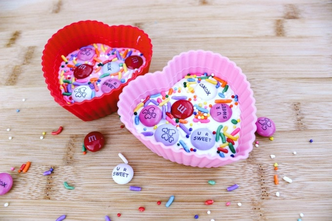 Choclate valentine treats