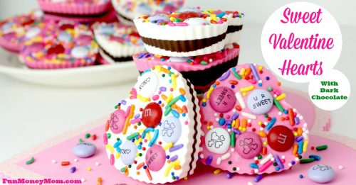 Valentine Candy Hearts FB