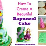 How To Create A Beautiful Rapunzel Cake