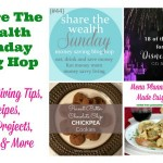 Share The Wealth Sunday Blog Hop #44