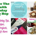 Share The Wealth Sunday Blog Hop #45