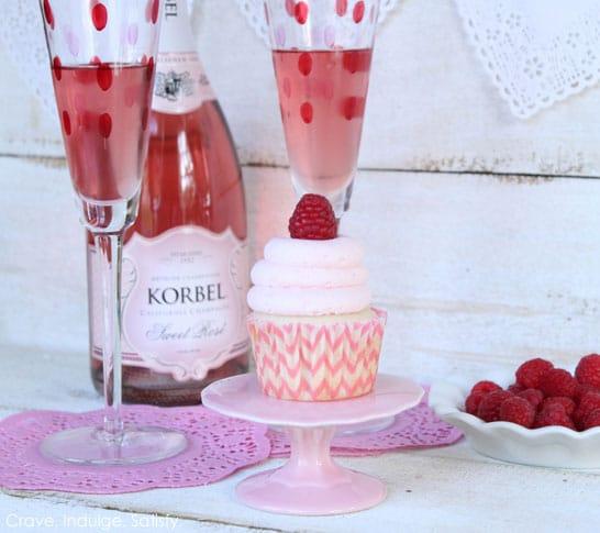 Cupcake Valentine's Day Desserts