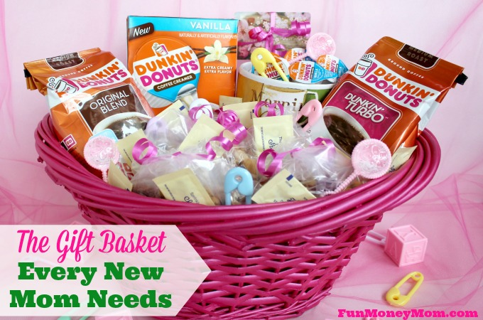 The Gift Basket Every New Mom Needs