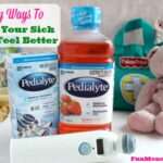7 Easy Ways To Make Your Sick Child Feel Better