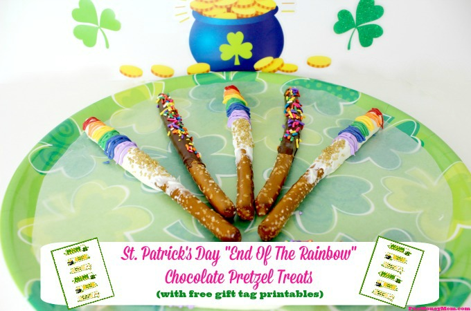 Rainbow-snack-mix-pretzels