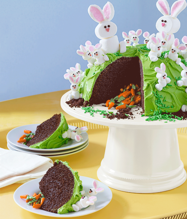 10 Easter Cakes That Are Almost Too Pretty To Eat
