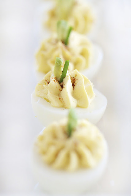Deviled eggs recipe with cream cheese