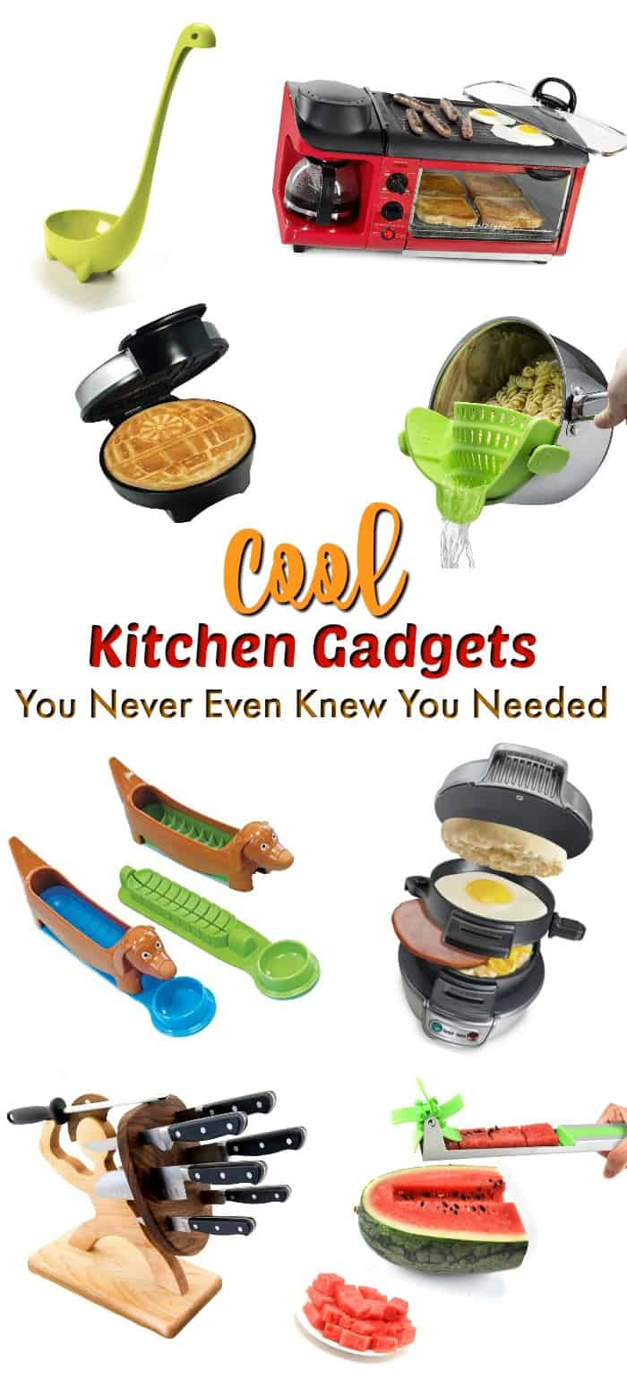 Cool Kitchen Gadgets You Didn\'t Even Know You Needed - Fun ...