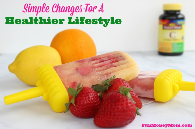 Simple Changes For A Healthier Lifestyle