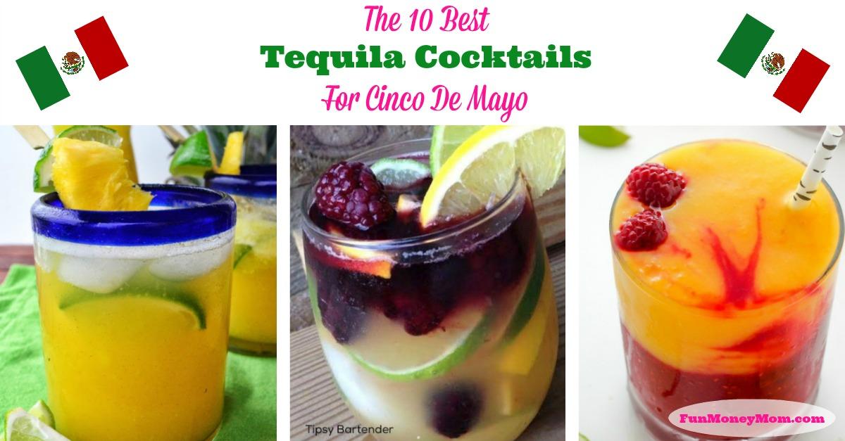 Cinco De Mayo Tequila Cocktails 1