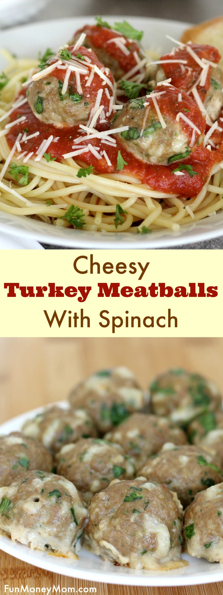Want your kids to eat their veggies? Try this easy recipe for cheesy meatballs with spinach. They'll be begging you to make this delicious pasta for dinner every night!