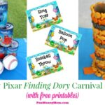 Finding Dory Carnival Games (w/ free printables)