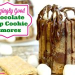 Amazingly Good Chocolate Chip Cookie S'mores