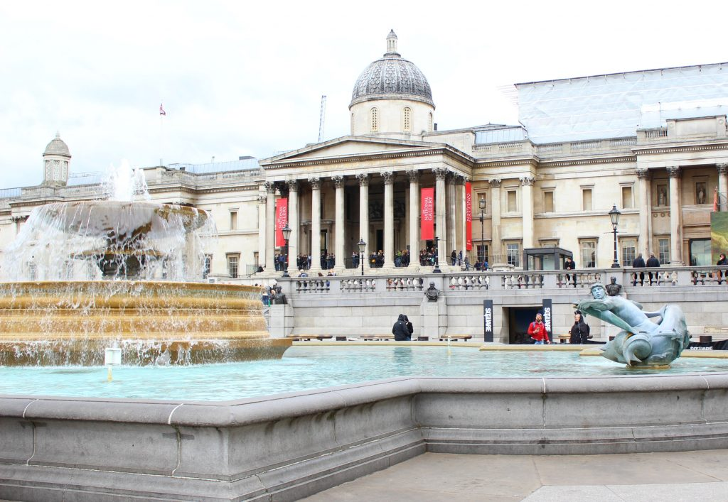 London-vacation-museums