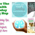 Share The Wealth Sunday Blog Hop #57