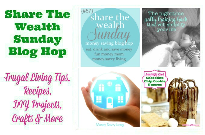 Share The Wealth Sunday Blog Hop #57