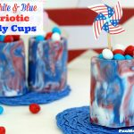 Red, White & Blue Patriotic Candy Cups