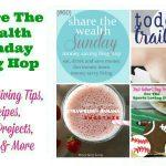 Share The Wealth Sunday Blog Hop #60