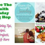 Share The Wealth Sunday Blog Hop #61