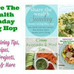 Share The Wealth Sunday Blog Hop #62