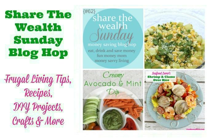 Share The Wealth Sunday Blog Hop #62