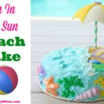 Fun In The Sun Beach Cake