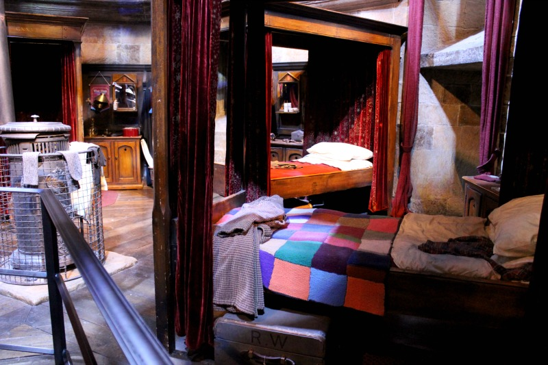 Harry-Potter-tour-Bedroom