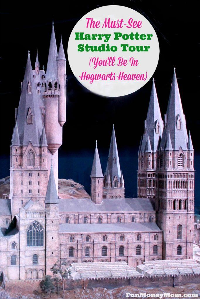 1912ed5436c7 The Must-See Harry Potter Studio Tour - Fun Money Mom