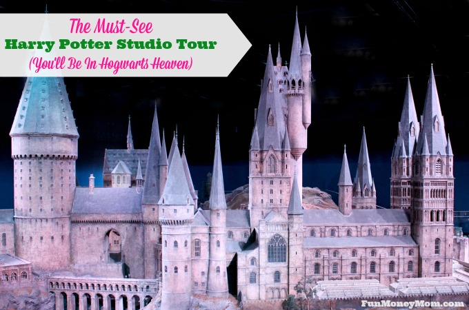 The Must-See Harry Potter Studio Tour (You'll Be In Hogwarts Heaven)