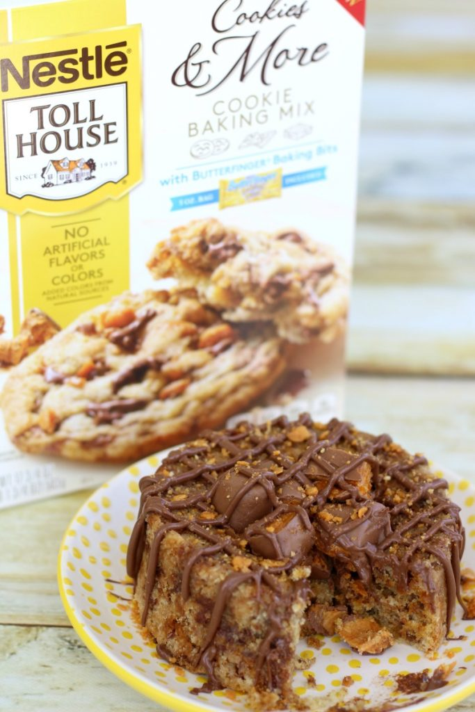 Butterfinger Cookies Toll House