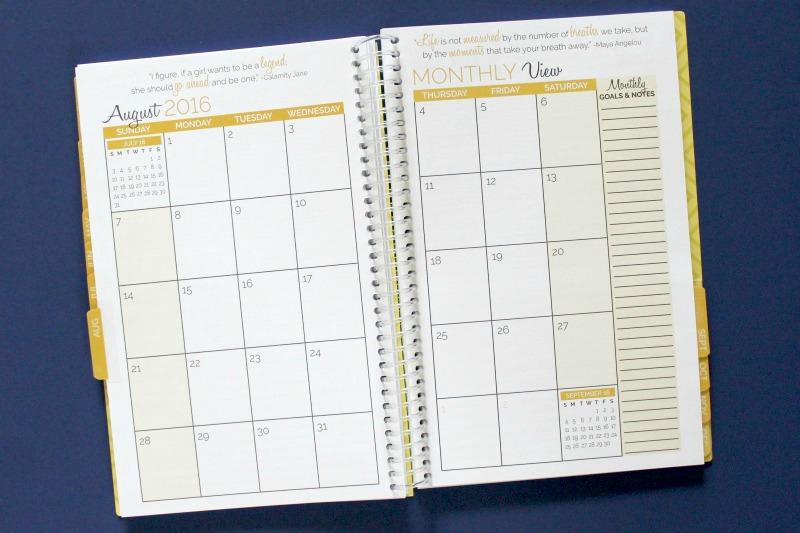 planner-organize-life-calendar