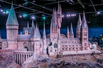 Harry Potter Studios Tour in London
