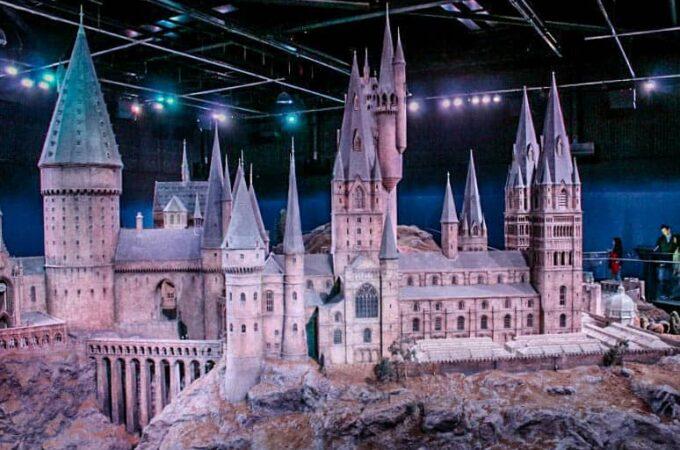 Harry Potter Studios Tour in London