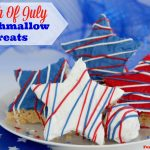 Fourth Of July Marshmallow Treats