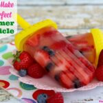 How To Make The Perfect Summer Popsicle