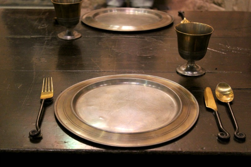 Harry-Potter-tour-place-setting